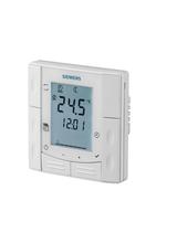 Ημιεντοιχιζόμενος θερμοστάτης χώρου με LCD Siemens RDE410