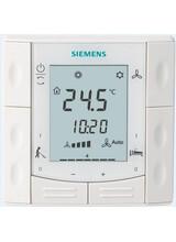 Ημιεντοιχιζόμενος θερμοστάτης χώρου με επικοινωνία KNX SIEMENS RDF301.50H
