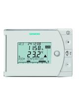Θερμοστάτης χώρου μόνο θέρμανση Siemens REV24DC
